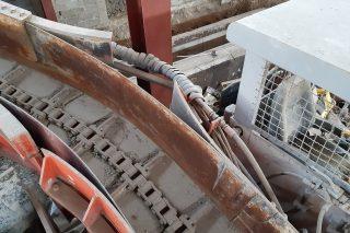 Articulating Conveyor