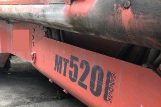 Sandvik MT520 Roadheader